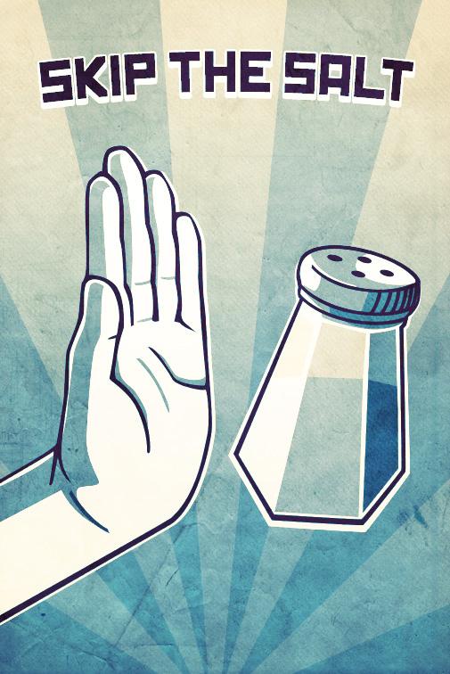 Ist Salz gesund ?